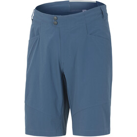 Ziener Nolik Shorts Herre antique blue